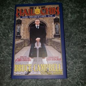 Bruce Campbell Confessions of a B movie actor book